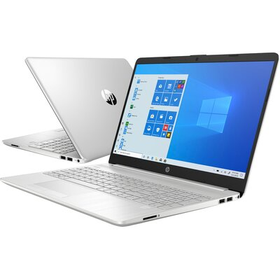 "Laptop HP 15-dw1000nw 15.6"" IPS i3-10110U 8GB SSD 256GB Windows 10 Home"
