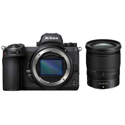 Aparat NIKON Z6 II + Obiektyw Nikkor Z 24-70 mm f/4.0 S