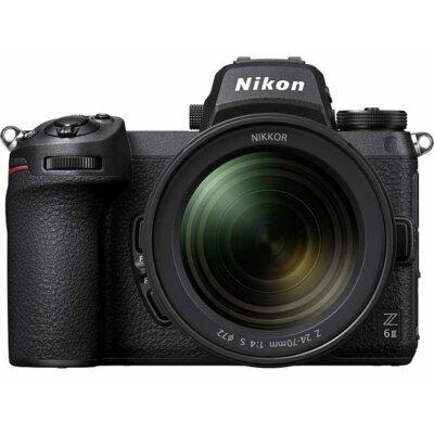 Aparat NIKON Z6 II + Obiektyw 24-70mm + Adapter FTZ