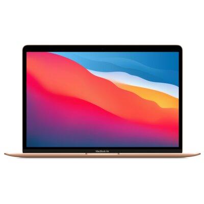 """Laptop APPLE Macbook Air 13.3"""" Retina M1 8GB SSD 256GB macOS Złoty"""