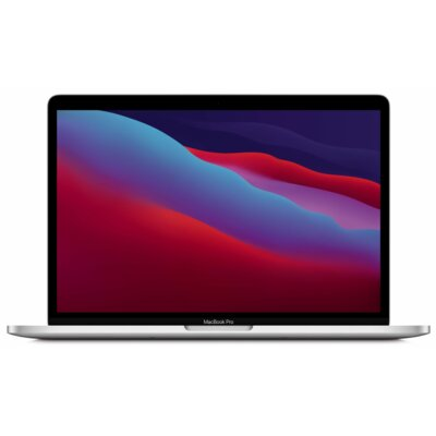 "Laptop APPLE Macbook Pro 13.3"" Retina M1 8GB SSD 512GB macOS Srebrny"