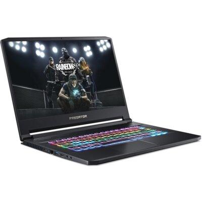 """Laptop ACER Predator Triton 500 PT515-52 15.6"""" IPS 300Hz i7-10875H 32GB 2 x SSD 1TB GeForce 2080 Super Windows 10 Home"""