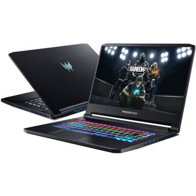 """Laptop ACER Predator Triton 500 PT515-52 15.6"""" IPS 300Hz i7-10750H 32GB SSD 1TB GeForce 2080 Super Windows 10 Home"""