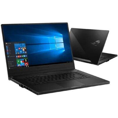 "Laptop ASUS ROG Zephyrus G15 GA502IV 15.6"" IPS 240Hz R7-4800HS 16GB SSD 512GB GeForce 2060 Max-Q Windows 10 Home"