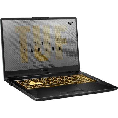 """Laptop ASUS TUF Gaming A17 FA706IU 17.3"""" IPS R9-4900H 16GB SSD 512GB GeForce 1660Ti"""