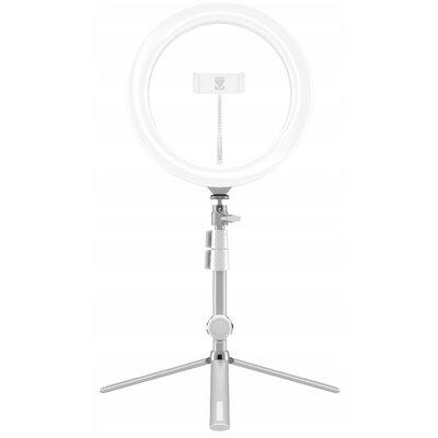 Lampa pierścieniowa LED KODAK Ring 10 + Statyw RL001