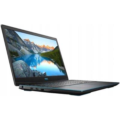 "Laptop DELL G3 3500 15.6"" 144Hz i5-10300H 8GB SSD 1TB GeForce 1650Ti Windows 10 Home"