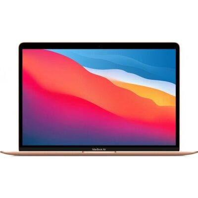 """Laptop APPLE Macbook Air 13.3"""" Retina M1 16GB SSD 512GB macOS Złoty"""