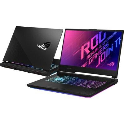 """Laptop ASUS ROG Strix G15 G513QR 15.6"""" IPS 300Hz R7-5800H 16GB SSD 1TB GeForce 3070 Windows 10 Home"""