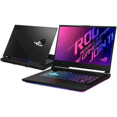"""Laptop ASUS ROG Strix G15 G512LI 15.6"""" IPS 144Hz i7-10870H 16GB SSD 512GB GeForce 1650Ti"""