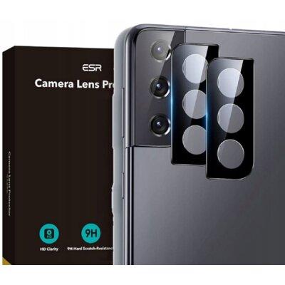 Szkło hartowane ESR Camera Lens 2-Pack do Galaxy S21