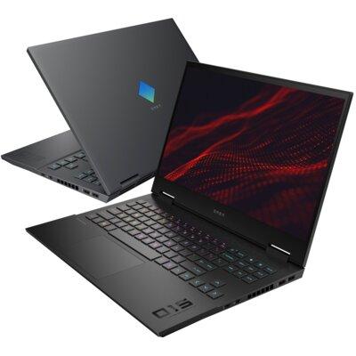 "Laptop HP Omen 15-ek0029nw 15.6"" IPS 144Hz i5-10300H 8GB SSD 512GB GeForce 1660Ti Windows 10 Home"
