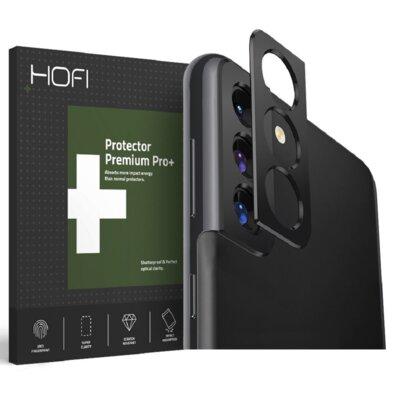Nakładka na obiektyw HOFI Metal Styling Camera do Samsung Galaxy S21+ Czarny