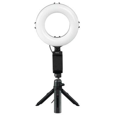 Lampa pierścieniowa LED HAMA SpotLight 67