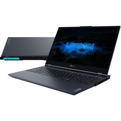 "Laptop LENOVO Legion 7 15IMH05 15.6"" IPS 144Hz i7-10750H 16GB SSD 512GB GeForce 2070 Super Max-Q"