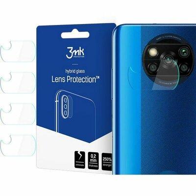 Szkło hybrydowe 3MK Lens Protection do Xiaomi Poco X3 Pro/X3 NFC