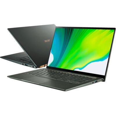 "Laptop ACER Swift 5 SF514-55T-79ZY 14"" IPS i7-1165G7 8GB SSD 256GB Windows 10 Home"