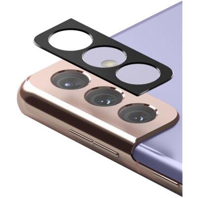 Nakładka na obiektyw RINGKE Camera Styling do Samsung Galaxy S21 Czarny