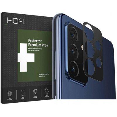 Nakładka na obiektyw HOFI Metal Styling Camera do Samsung Galaxy A72 Czarny