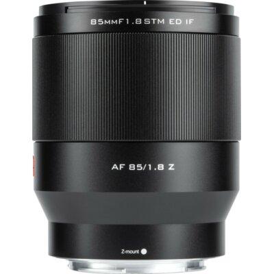 Obiektyw VILTROX AF 85mm f/1.8 STM Mark II Nikon Z