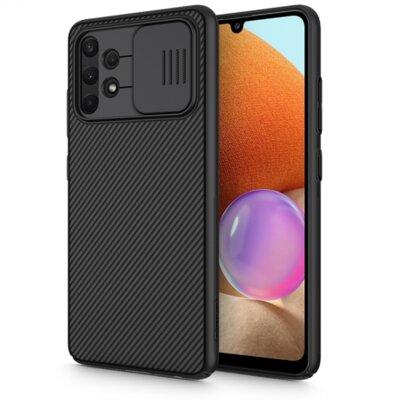 Etui NILLKIN CamShield do Samsung Galaxy A32 LTE Czarny