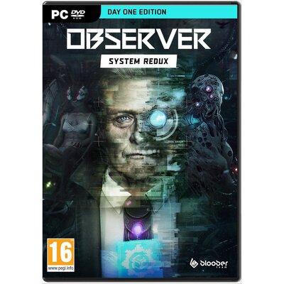 Observer: System Redux - Day One Edition Gra PC