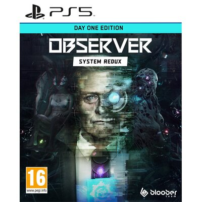 Observer: System Redux - Day One Edition Gra PS5