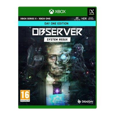 Observer: System Redux - Day One Edition Gra XBOX ONE (Kompatybilna z Xbox Series X)