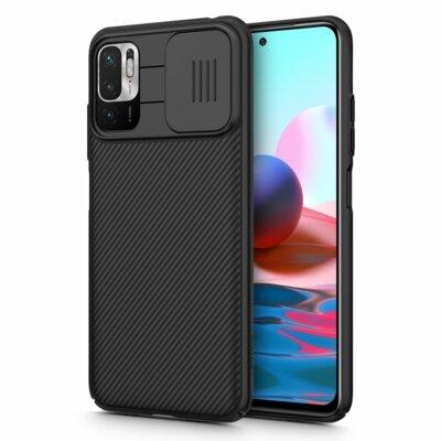 Etui NILLKIN Camshield do Xiaomi Poco M3 Pro 5G/Redmi Note 10 5G Czarny