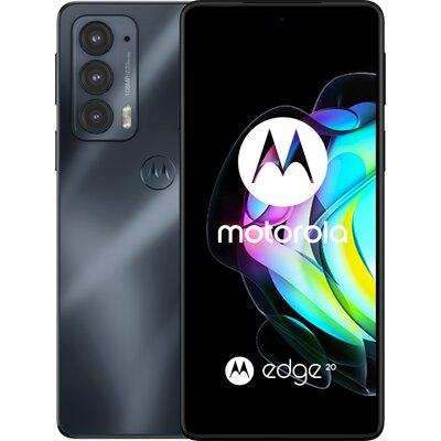 "Smartfon MOTOROLA Edge 20 8/128GB 5G 6.7"" 144Hz Szary"