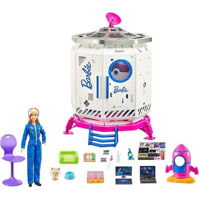 Lalka Barbie Stacja kosmiczna