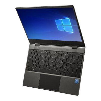 "Laptop TECHBITE Arc Slim 13.3"" Celeron N4020 4GB eMMC 128GB Windows 10 Professional"