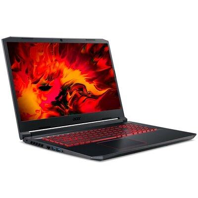 "Laptop ACER Nitro 5 AN517-52-53Y8 17.3"" IPS 144Hz i5-10300H 16GB SSD 512GB GeForce RTX3060 Windows 10 Home"