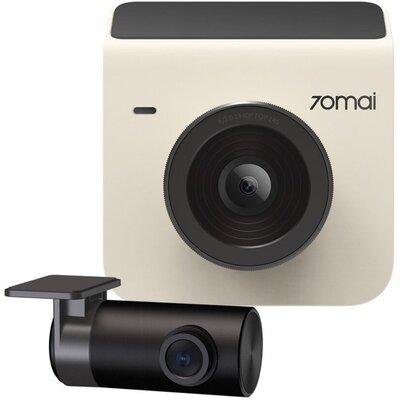 Wideorejestrator 70MAI A400 + kamera tylna RC09 Biały