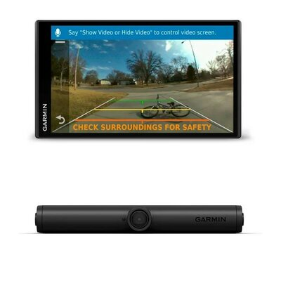 Nawigacja GARMIN Camper 780 EU MT-D + kamera cofania BC40