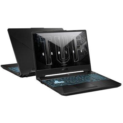 "Laptop ASUS Tuf Gaming F15 FX506HEB 15.6"" IPS 144Hz i5-11400H 16GB SSD 512GB GeForce RTX3050Ti"
