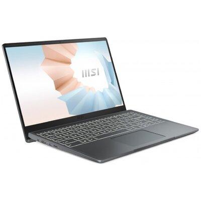 "Laptop MSI Modern B11MO 14"" IPS i3-1115G4 8GB SSD 512GB Windows 10 Home"