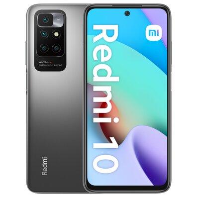 """Smartfon XIAOMI Redmi 10 4/128GB 6.5"""" 90Hz Szary 35249"""