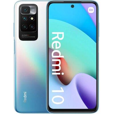 """Smartfon XIAOMI Redmi 10 4/64GB 6.5"""" 90Hz Niebieski 35236"""