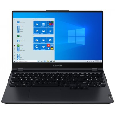 "Laptop LENOVO Legion 5 15ACH6 15.6"" IPS 165Hz R5-5600H 16GB SSD 1TB GeForce RTX3050Ti Windows 10 Home"