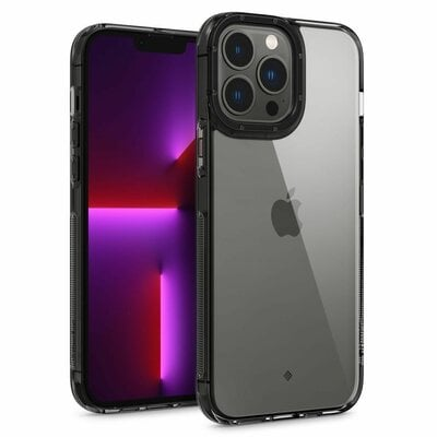 Etui SPIGEN Caseology SkyFall do Apple iPhone 13 Pro Max Czarny