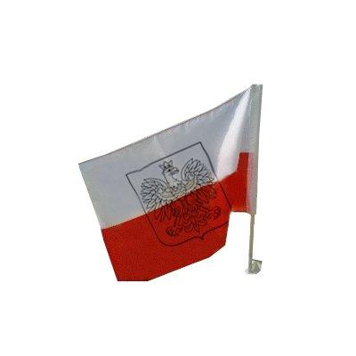 Flaga samochodowa Polski INTERTEC 91100 Electro 799128