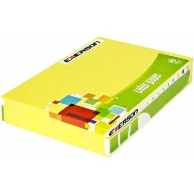 Papier ksero EMERSON A4 XEM408066 Żółty Electro 783298