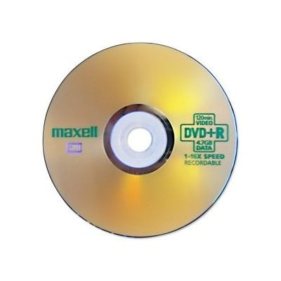 Płyta MAXELL DVD+R Electro 172331