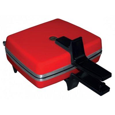 Gofrownica DEZAL 301.5 Czerwony Electro 787702
