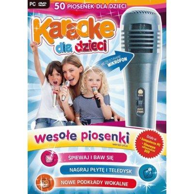 Karaoke dla Dzieci: Wesołe Piosenki Gra PC Electro 781215