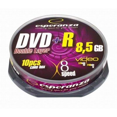 Płyta ESPERANZA DVD+R Double Layer