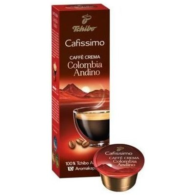 Kapsułki TCHIBO Cafissimo Cafe Crema Columbia Andino Electro 792512