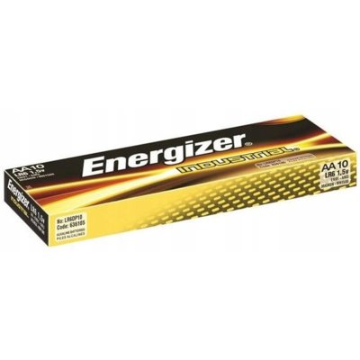 Baterie AA LR6 ENERGIZER Industrial (10 szt.) Electro 725430
