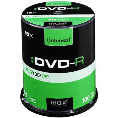 Płyta INTENSO DVD-R 16x Electro 730601
